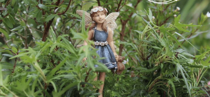 Fairy Garden Chest Small Business Saturday Sale: 20% Off!