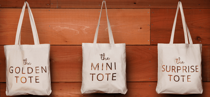 Golden Tote February 2019 Available Now!