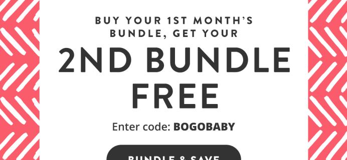 Honest Company Bundle BOGO Deal is Back!