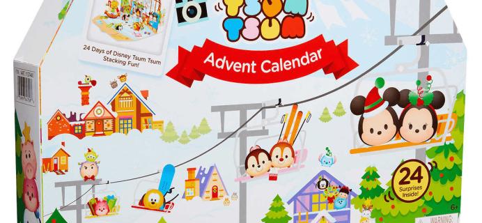 Costco 2017 Tsum Tsum Advent Calendar Available Now!
