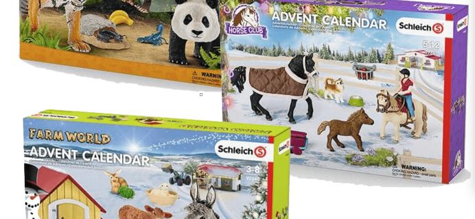 Schleich Advent Calendar 2017 Available Now!