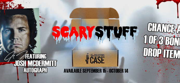 The Collectors Case October 2017 Spoilers!