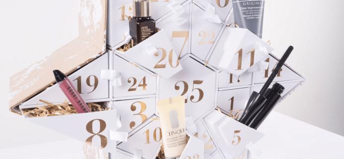 2017 Estée Lauder Multibrand Advent Calendar Coming Soon!