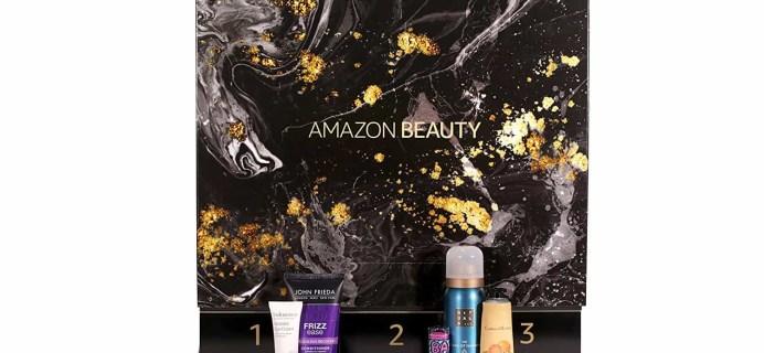 Amazon UK Beauty Advent Calendar 2017 Available Now!