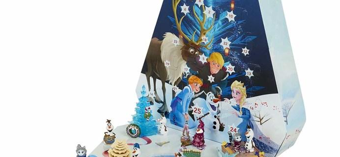 2017 Disney Frozen Advent Calendars Coming Soon!