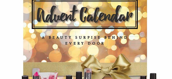 Mad Beauty's 2017 Classic Gold Advent Calendar Available Now!