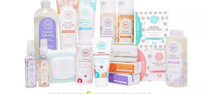Honest Company Essentials Bundles – Subscriptions Ended!