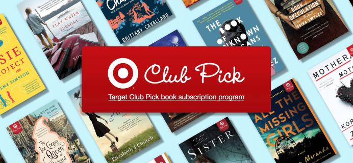 Target Book Club Pick December 2018 Spoilers!
