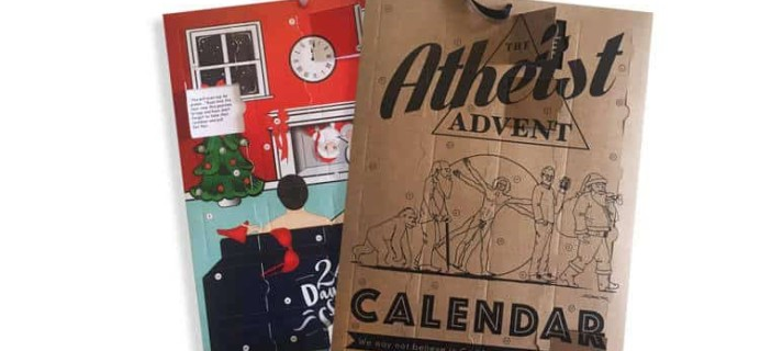 2017 Strange Society Advent Calendars Available Now! [ADULT]