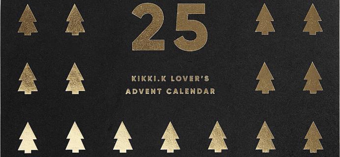 KIKKI.K Stationery Lovers Advent Calendar 2017 Available Now