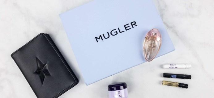 Mugler Addict Summer 2017 Subscription Box Review