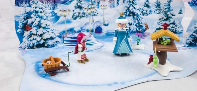 Playmobil Advent Calendars 2017 Review – Royal Ice Skating Trip
