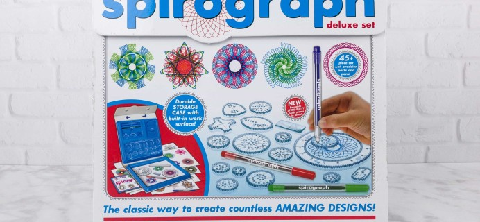 Target Art & Craft Kit September 2017 Review
