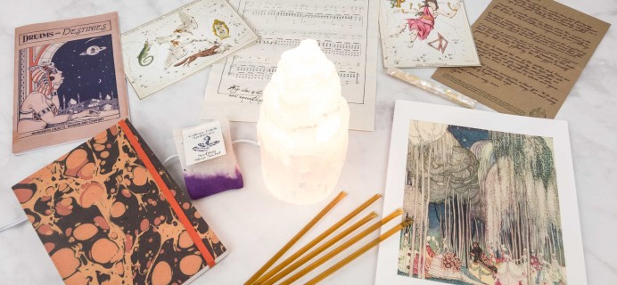 Wonderful Objects by Wonder and Company Summer 2017 Subscription Box Review + Coupon