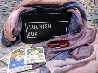Thread & Flourish September-October 2017 Subscription Box Review