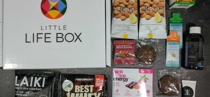 Little Life Box Subscription Box Review + Coupon – October 2017
