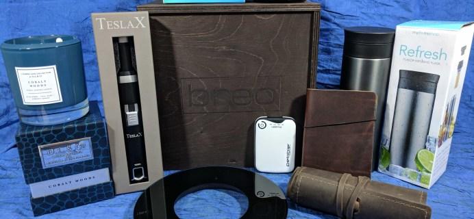 Breo Box Subscription Box Review + Coupon – Fall 2017