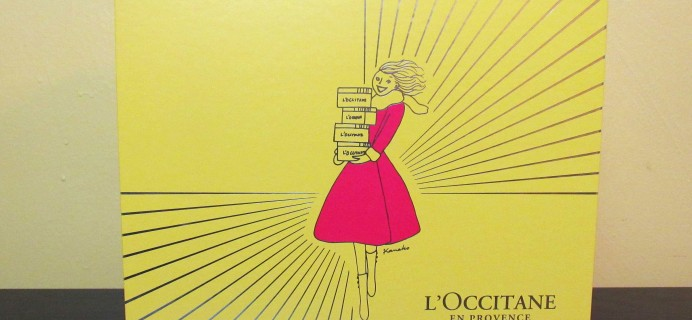 L'Occitane 2017 Luxury Beauty Advent Calendar Mini Review + Coupons
