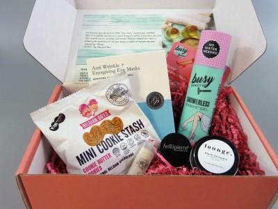 My Reward Box Subscription Box Review – August 2017