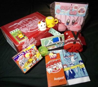 NihonBox August 2017 Subscription Box Review + Coupon