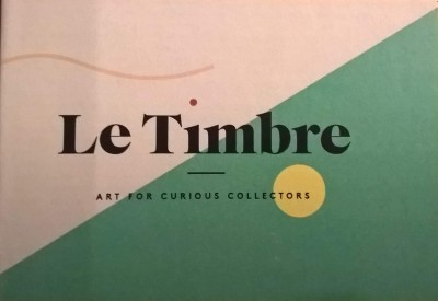 Le Timbre Subscription Box Review + Coupon – September 2017