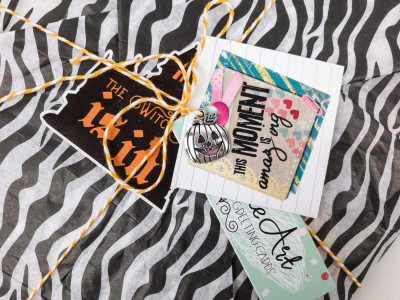 Doodle Art October 2017 Subscription Box Review + Coupon!