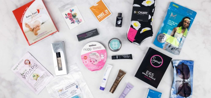 GMA Discover The Deal Box Review – October 2017