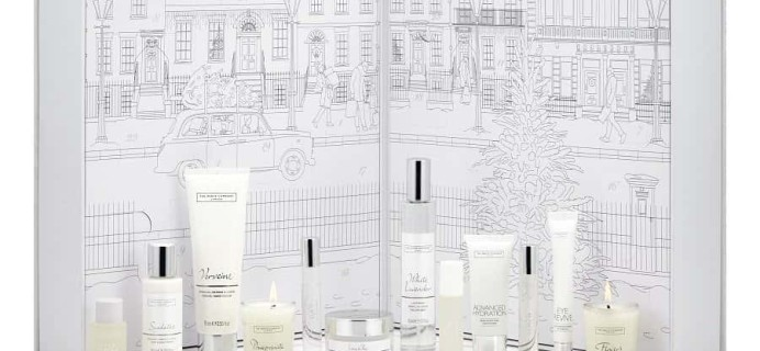 The White Company Advent Calendar 2017 Available Now + Full Spoilers!