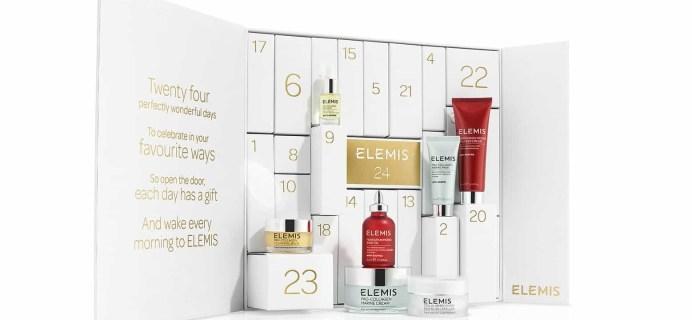 ELEMIS Advent Calendar 2017 Available Now + Full Spoilers!