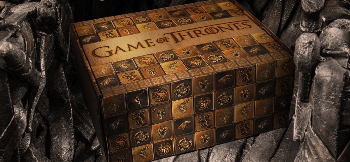 The Game of Thrones Box Subscription Ending!