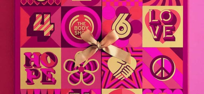 The 2017 Body Shop US Beauty Advent Calendar Coming Soon + Full Spoilers!