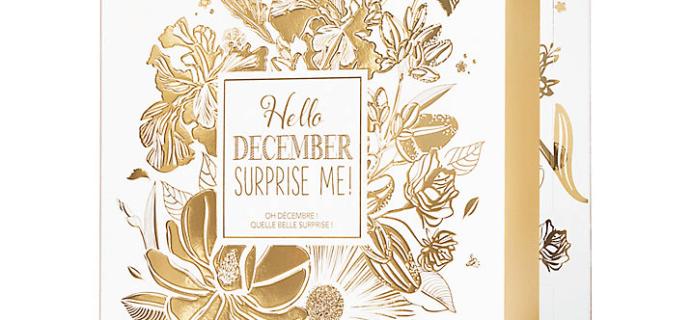 DECLÉOR Advent Calendar 2017 Available Now + Full Spoilers