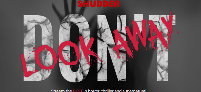 New Subscriptions: Shudder Available Now + Free Trial!