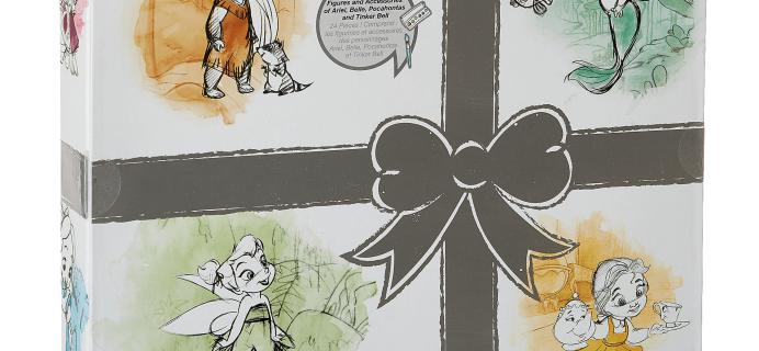 2017 Disney Animators Littles Advent Calendar Available Now + Full Spoilers!