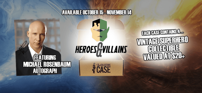 The Collectors Case November 2017 Spoilers #2!