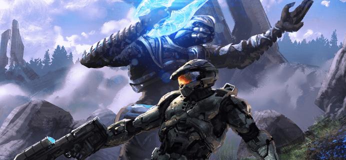 Loot Crate Halo Legendary Crate December 2017 Full Spoilers + Coupon!