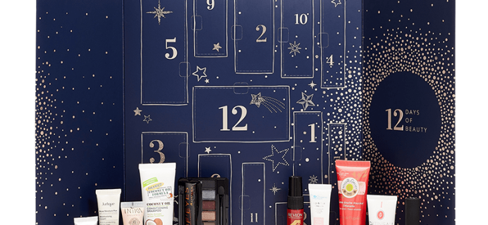 Feelunique Beauty Advent Calendar 2017 Available Now + Full Spoilers!