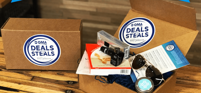 GMA Deals & Steals Discover The Deal Box + Spoilers!