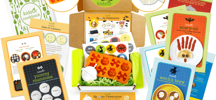 Kidstir Coupon: Free Bonus Pack with Annual Subscription!