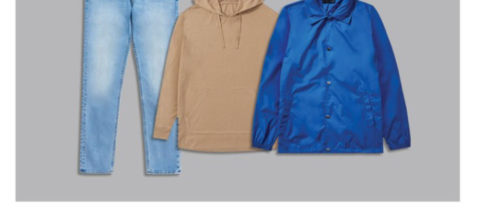 Five Four Club Deal: First Month $29 PLUS Free Jacket!