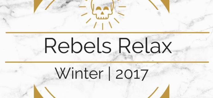 Happy Rebel Box Winter 2017 Spoiler #3!