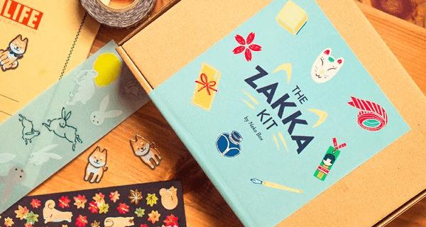 Zakka Kit November 2018 Theme Spoilers + Coupon!