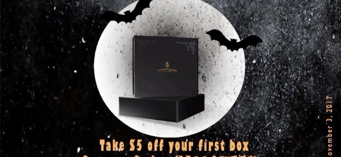 Smoker's Digest Box Halloween Coupon – $5 Off!