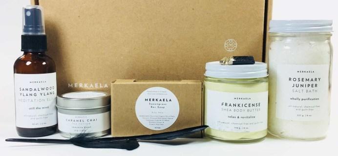 Merkaela Fall 2017 Subscription Box Review+ Coupon – Manifest