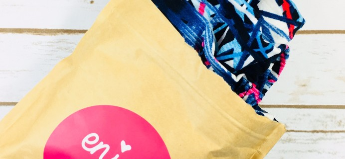 Enjoy Leggings October 2017 Subscription Box Review + Coupon