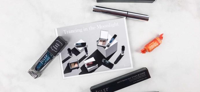 Julep Beauty Box October 2017 Subscription Box Review + Free Box Coupon!