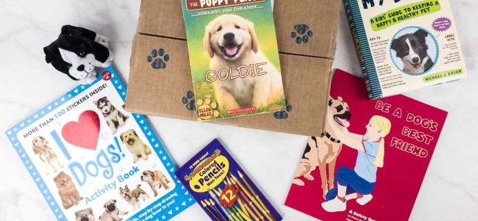 My Puppy Box Subscription Box Review – Regular Box