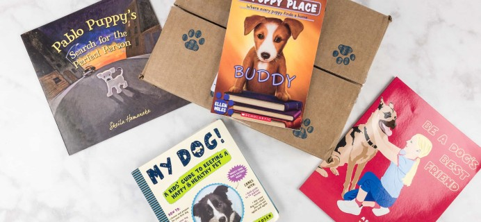 My Puppy Box Subscription Box Review – Teachers, Families & Shelters