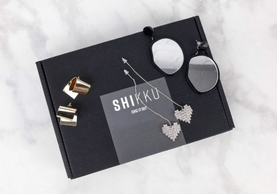 SHIKKU October 2017 Subscription Box Review + Coupon