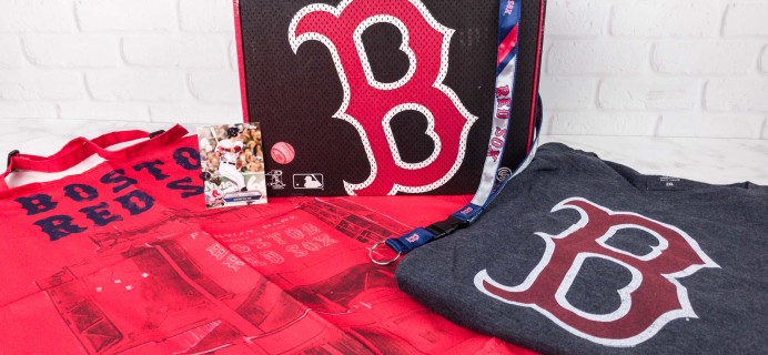 Sports Crate MLB Edition September 2017 Review + Coupon